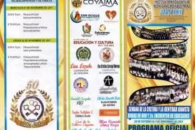 Conmemoración de los 50 años Institución Educativa Técnica Agroindustrial Juan XXIII de Coyaima